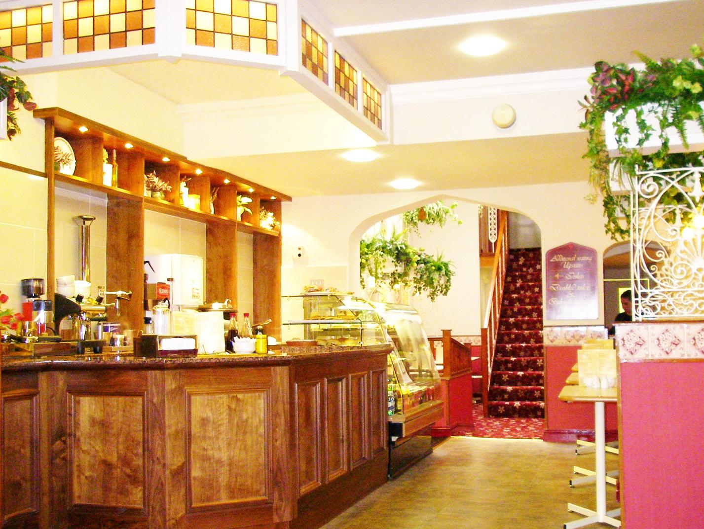 Emma's Coffee Lounge, Scarborough